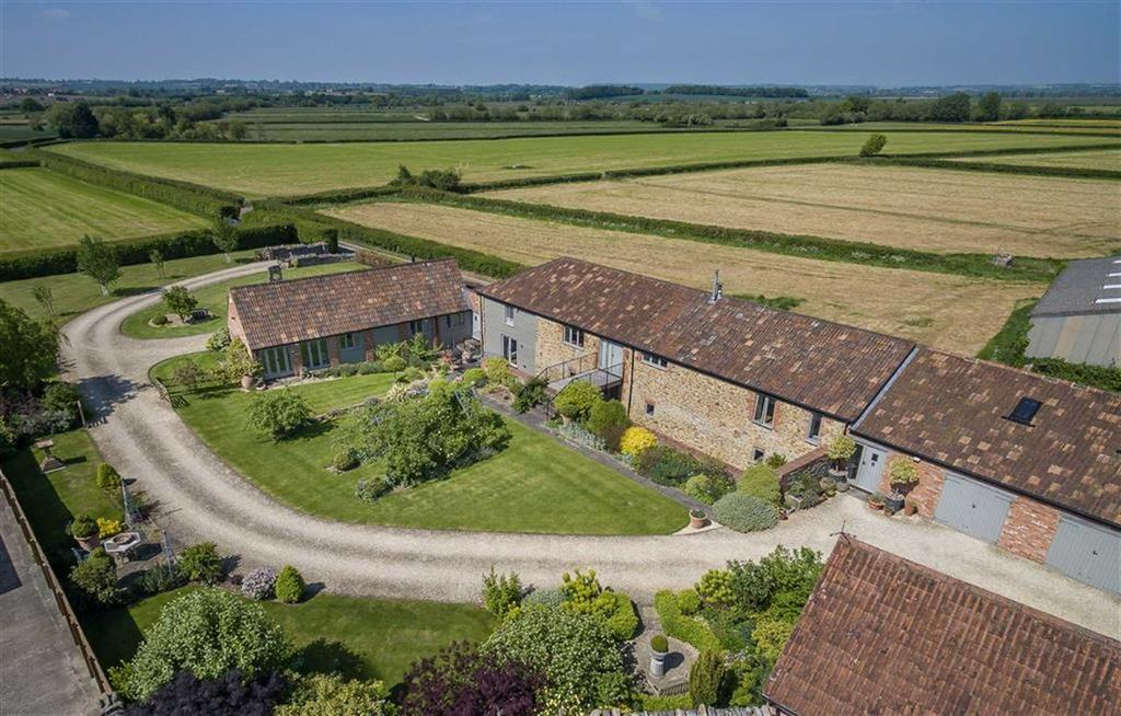 7 Bedrooms Detached House for sale in Burrow Hill, Kingsbury Episcopi, Martock, Somerset, TA12