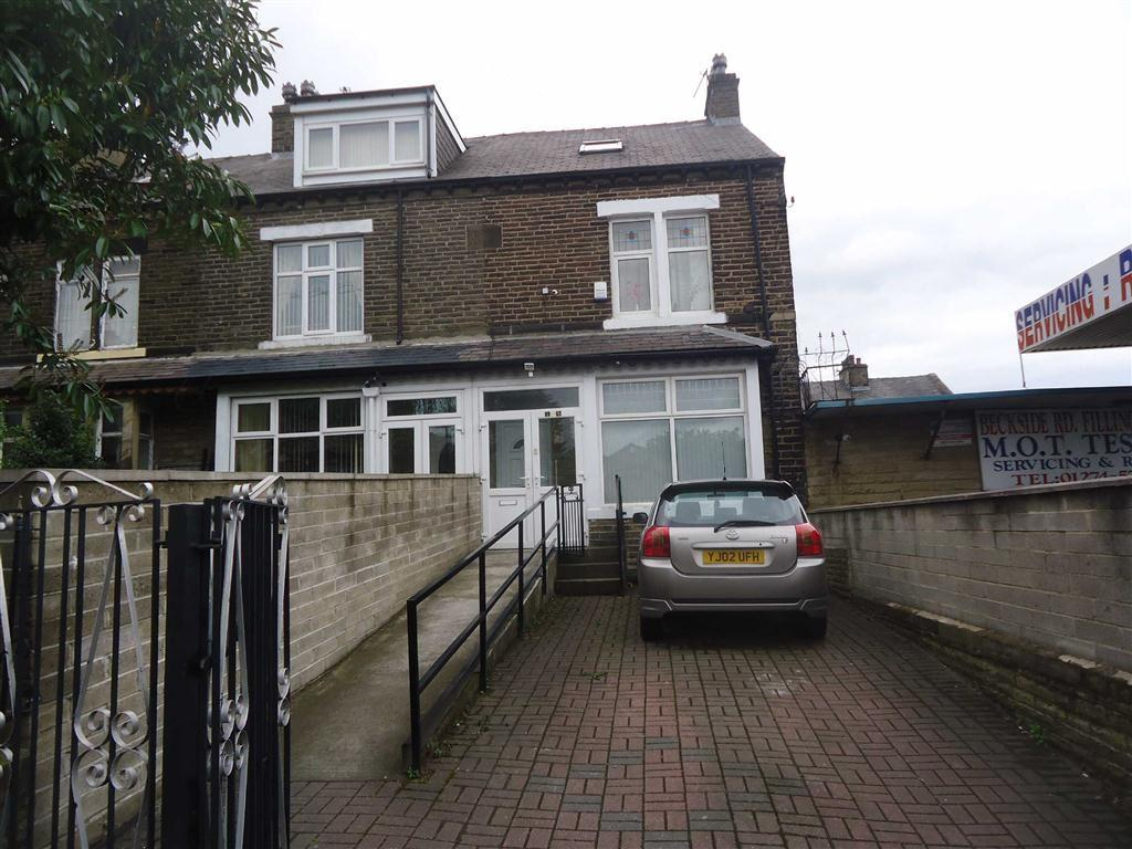 4 Bedrooms Terraced House for sale in Beckside Road, Bradford, West Yorkshire, BD7