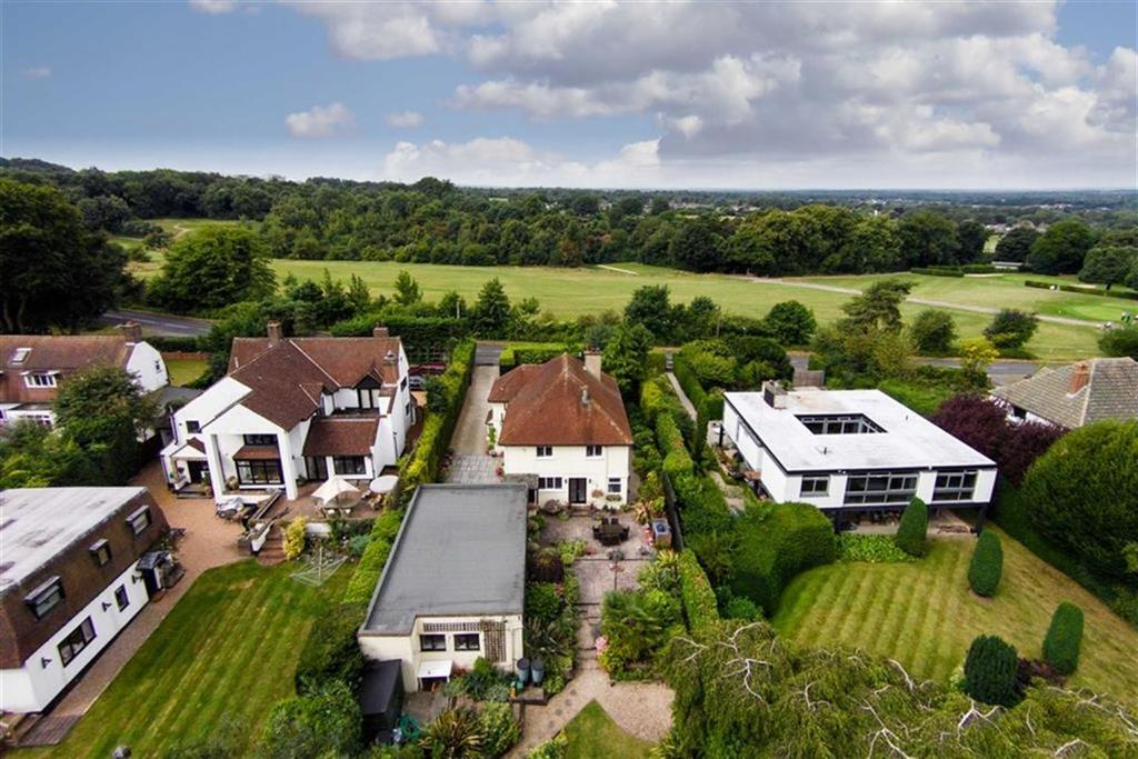 5 Bedrooms Detached House for sale in Longdown Lane South, Epsom, Surrey