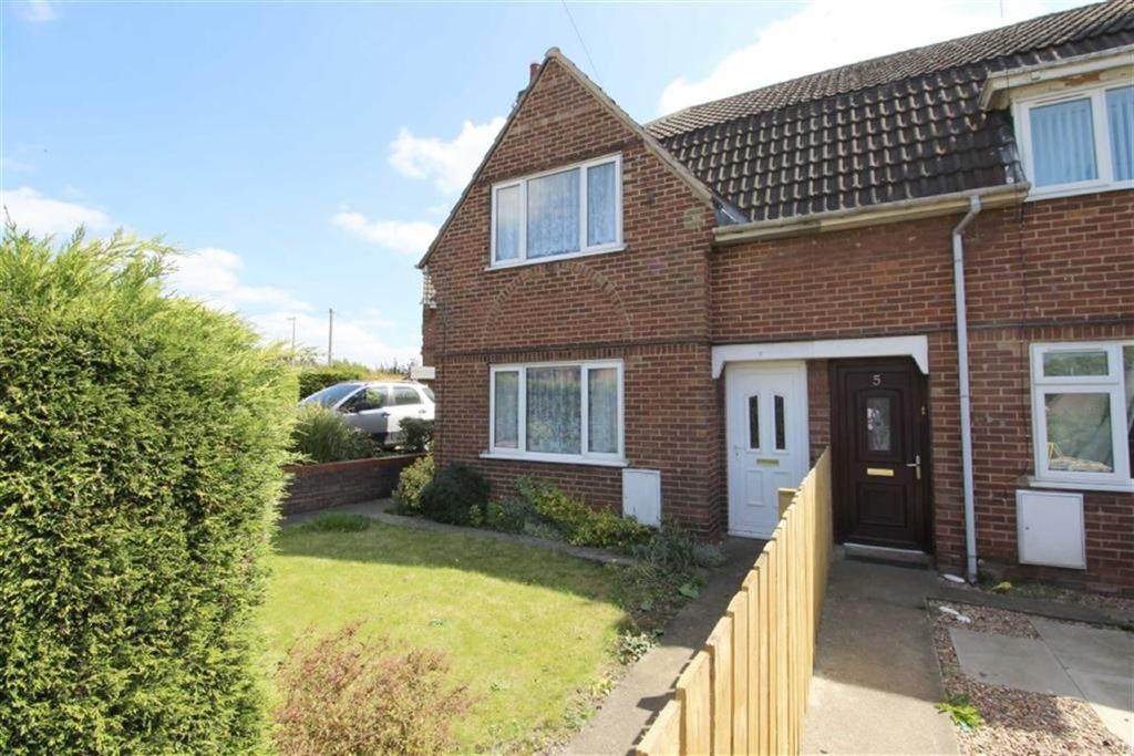 3 Bedrooms End Of Terrace House for sale in Eastfield Road, Driffield, East Yorkshire