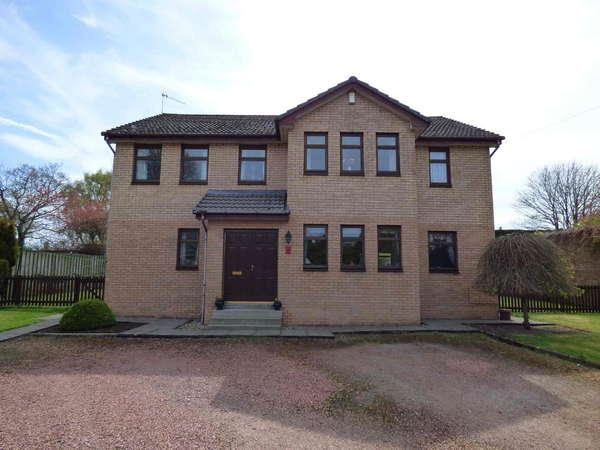 4 Bedrooms Detached House for sale in 16A Edinburgh Road, Biggar, ML12 6AX