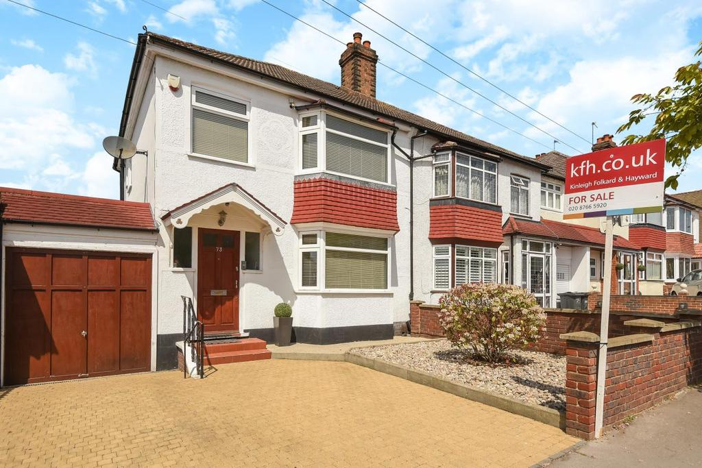 3 Bedrooms Semi Detached House for sale in Carolina Road, Thornton Heath, CR7