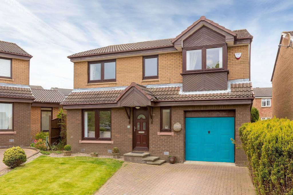 4 Bedrooms Detached House for sale in 23 Stoneyflatts, South Queensferry, EH30 9XT