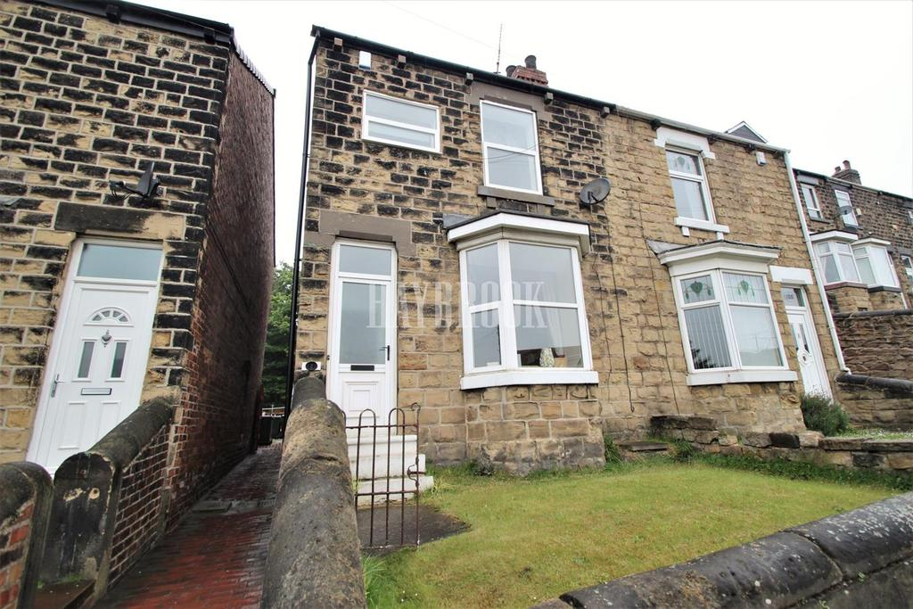 3 Bedrooms Semi Detached House for sale in Highthorn Road, Kilnhurst