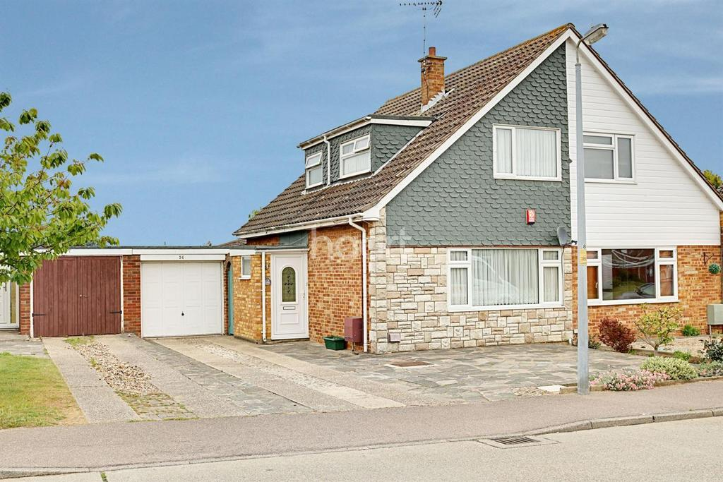 2 Bedrooms Semi Detached House for sale in Great Clacton