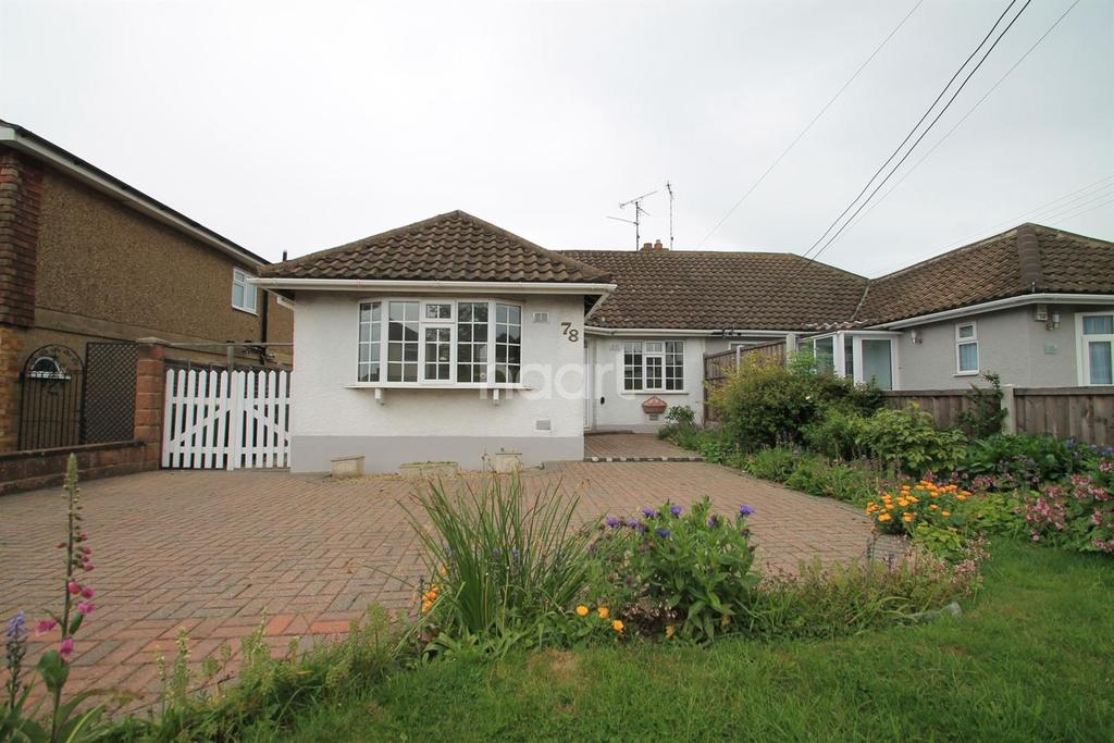 3 Bedrooms Bungalow for sale in The Chase, Rayleigh