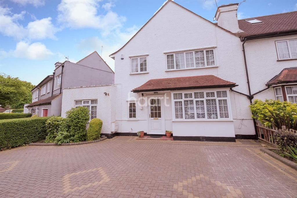 4 Bedrooms Semi Detached House for sale in Oakington Avenue, Wembley Park