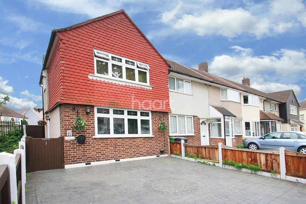 3 Bedrooms End Of Terrace House for sale in Edgehill Gardens