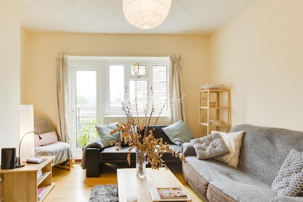1 Bedroom Flat for sale in Finn House, Islington, N1