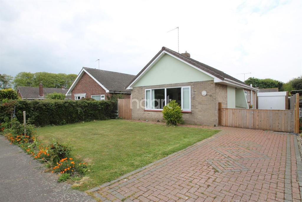 2 Bedrooms Bungalow for sale in Mills Drive, Corton
