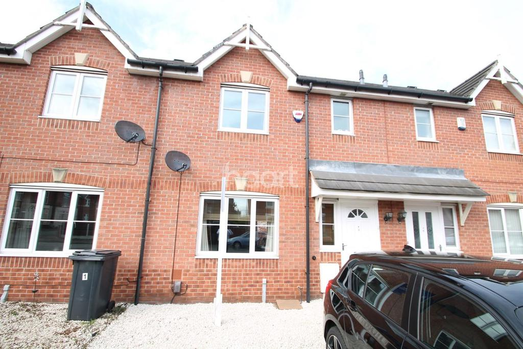 3 Bedrooms Terraced House for sale in Olive Avenue, Long Eaton