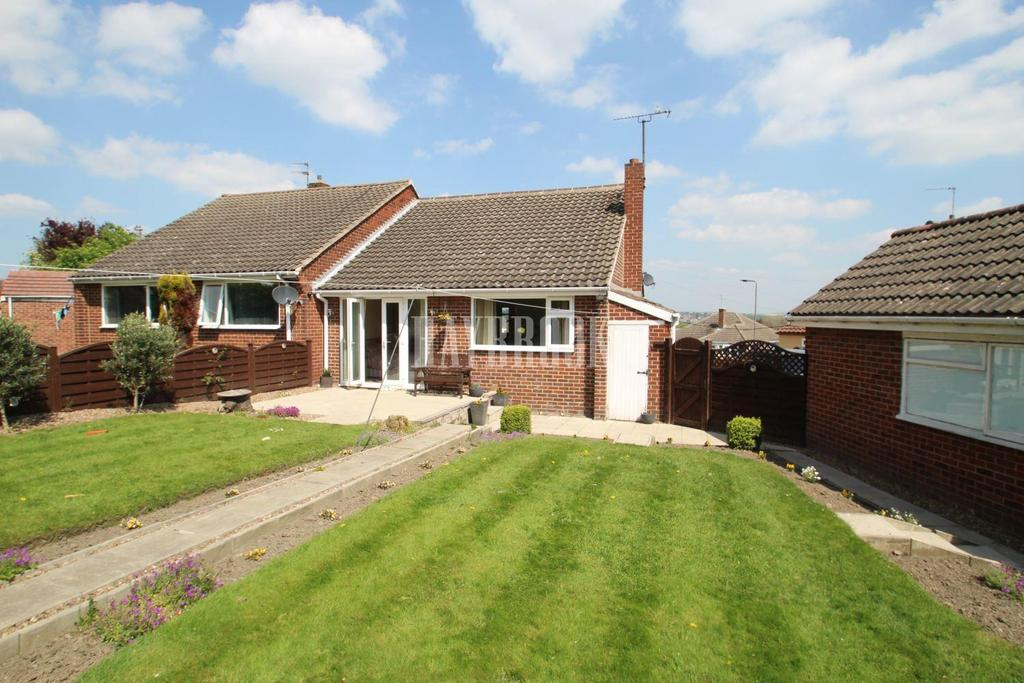 2 Bedrooms Bungalow for sale in Avon Close, Wombwell