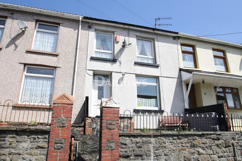 3 Bedrooms Terraced House for sale in Jones St, Blaenclydach