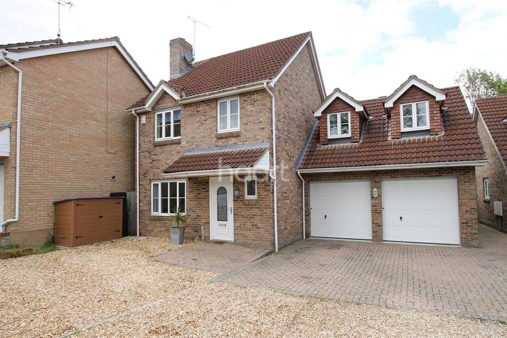 5 Bedrooms Detached House for sale in Kingsdown Park