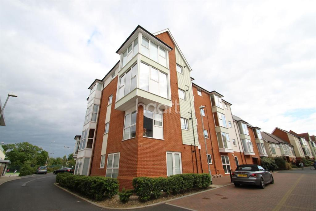 2 Bedrooms Flat for sale in Tydemans, Great Baddow