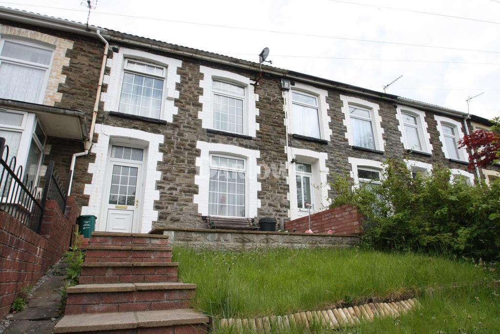 3 Bedrooms Terraced House for sale in Partridge Rd, Tonypandy