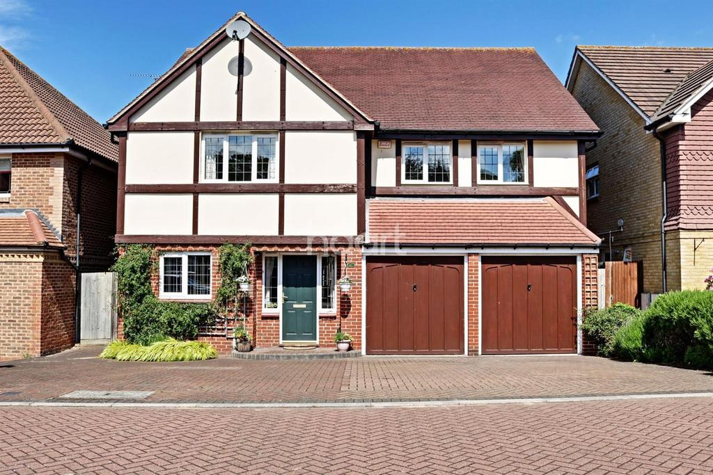 5 Bedrooms Detached House for sale in Brunel Close, Marshalls Park