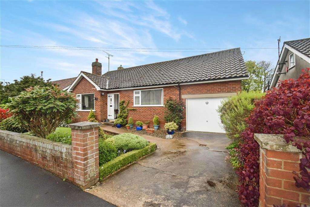 3 Bedrooms Detached Bungalow for sale in Hackness Drive, Newby, North Yorkshire, YO12