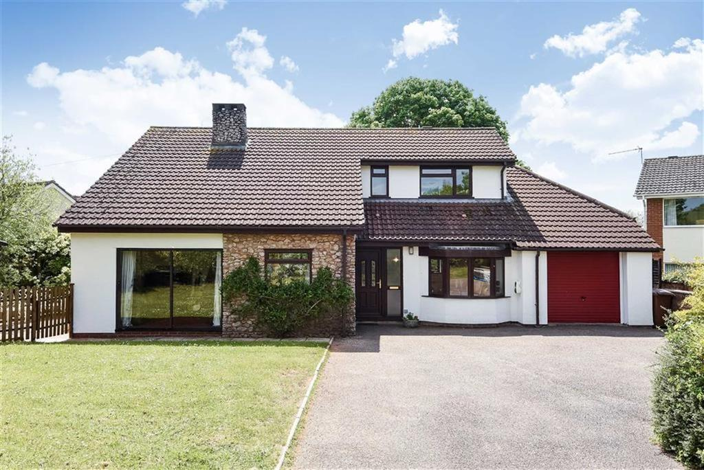 4 Bedrooms Detached House for sale in Tiverton Road, Cullompton, Devon, EX15