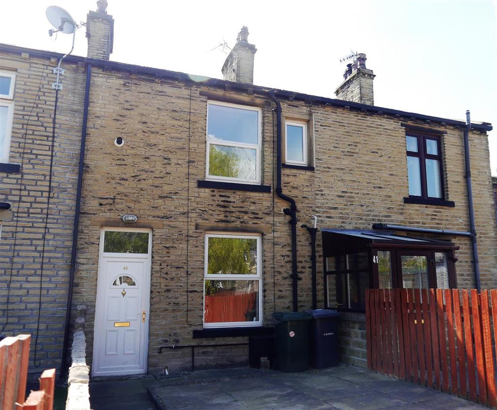 1 Bedroom Terraced House for sale in Garden Field, Wyke, Bradford, BD12 9NJ