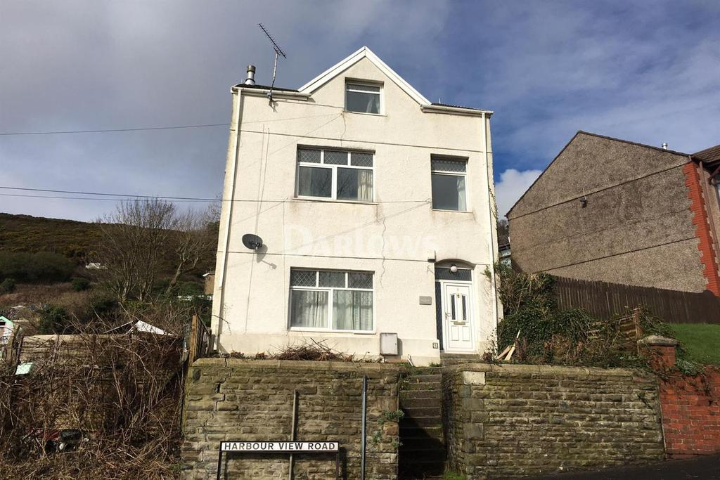 5 Bedrooms Detached House for sale in Harbour View Swansea