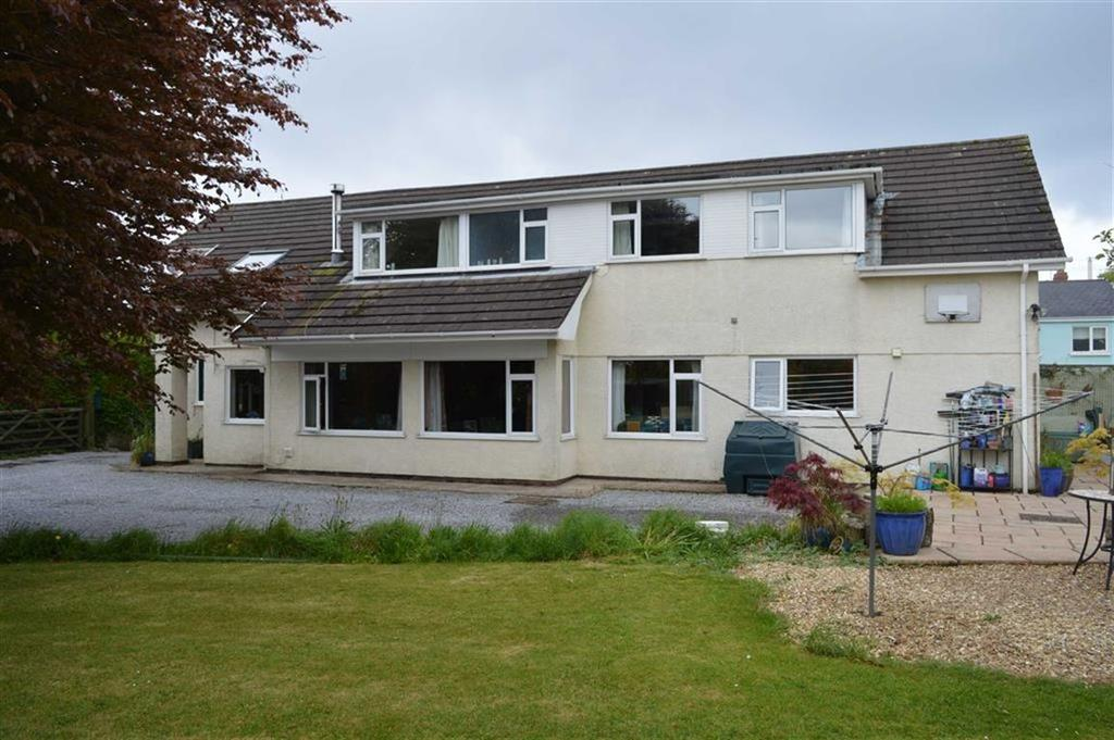 4 Bedrooms Detached House for sale in Northway, Bishopston, Swansea