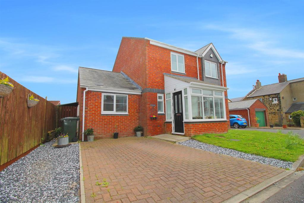 4 Bedrooms Detached House for sale in Peel Court, Newcastle Upon Tyne