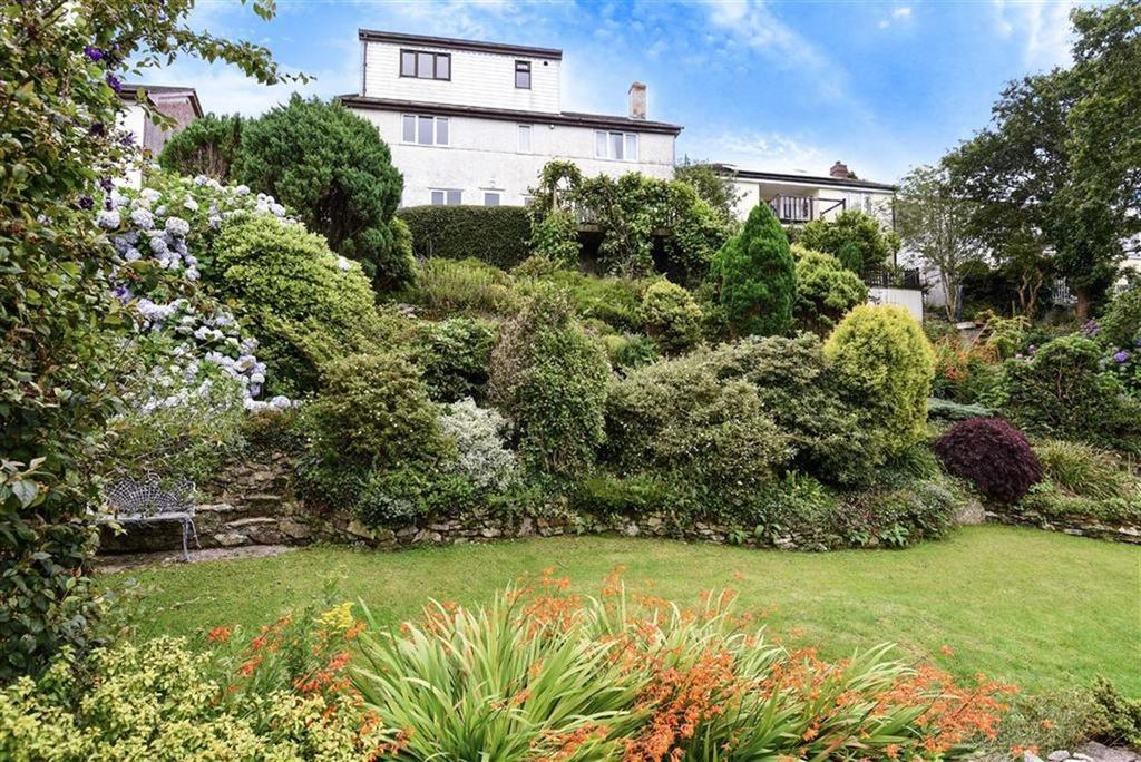 5 Bedrooms Detached House for sale in Row, St Breward, Bodmin, Cornwall, PL30