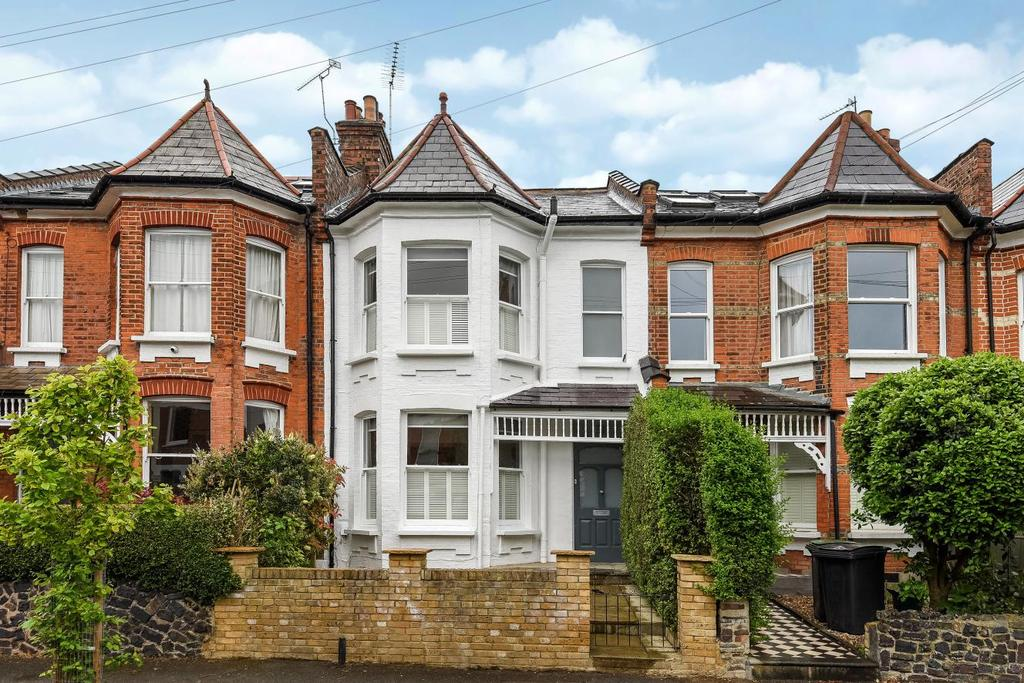 5 Bedrooms Terraced House for sale in Carysfort Road, Crouch End, N8