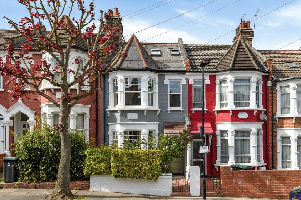 4 Bedrooms Terraced House for sale in Beresford Road, Harringay, N8