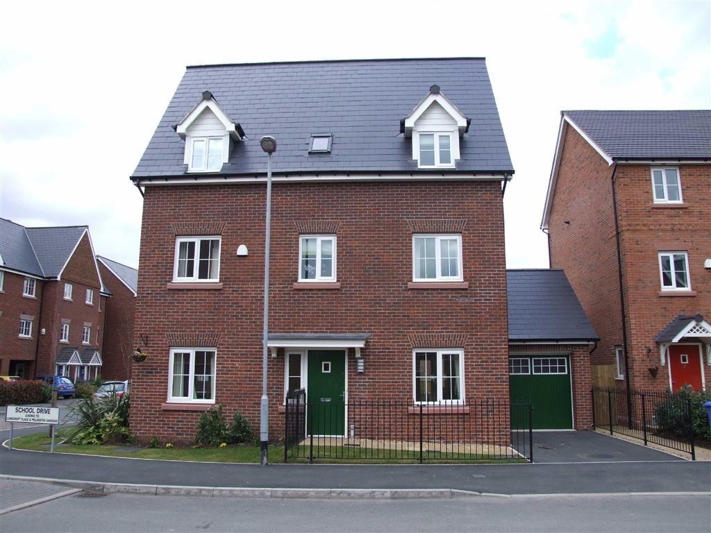 5 Bedrooms Detached House for sale in School Drive, Lymm, Cheshire