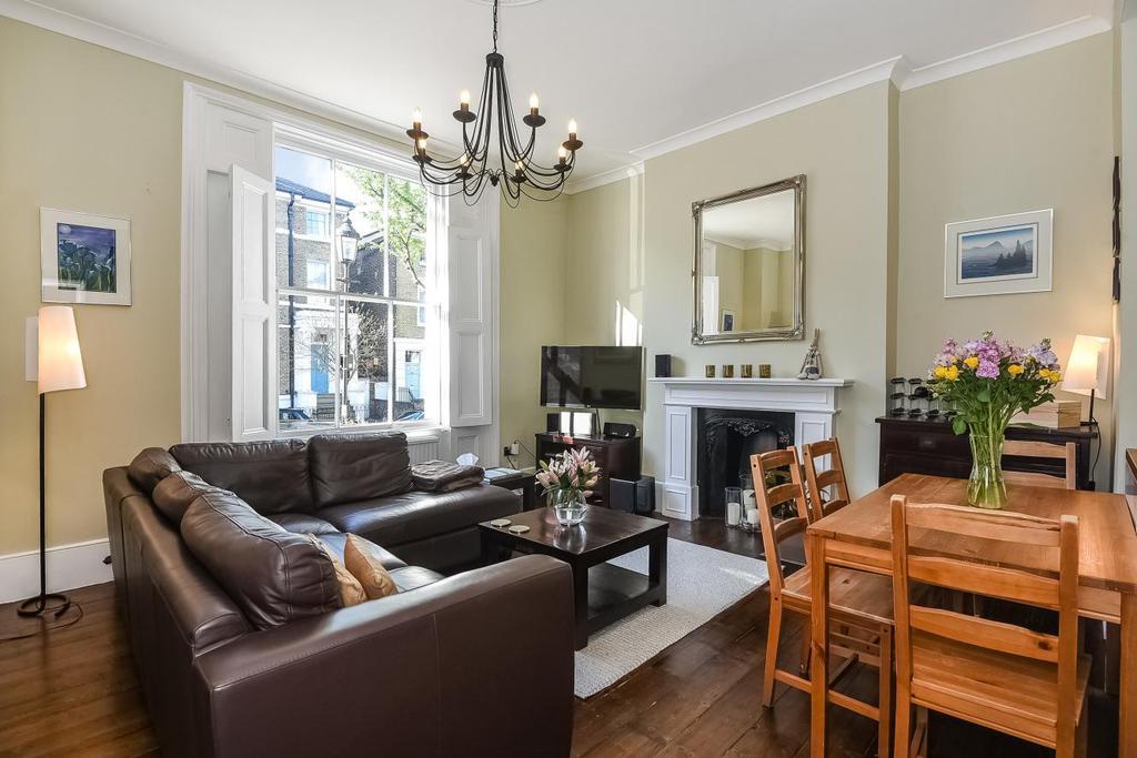 2 Bedrooms Flat for sale in Belitha Villas, Islington, N1