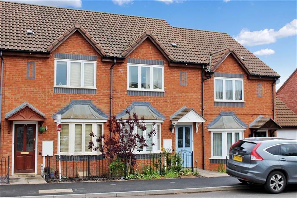 2 Bedrooms Terraced House for sale in St Fremund Way, Leamington Spa, CV31