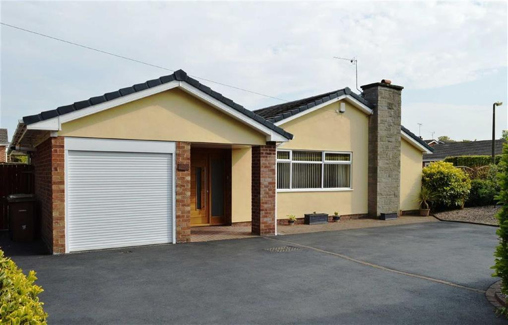 4 Bedrooms Detached Bungalow for sale in Raby Drive, CH63