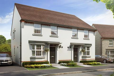 3 bedroom semi-detached house for sale - Plot 30, Oakfield, Saxon Fields, Cullompton