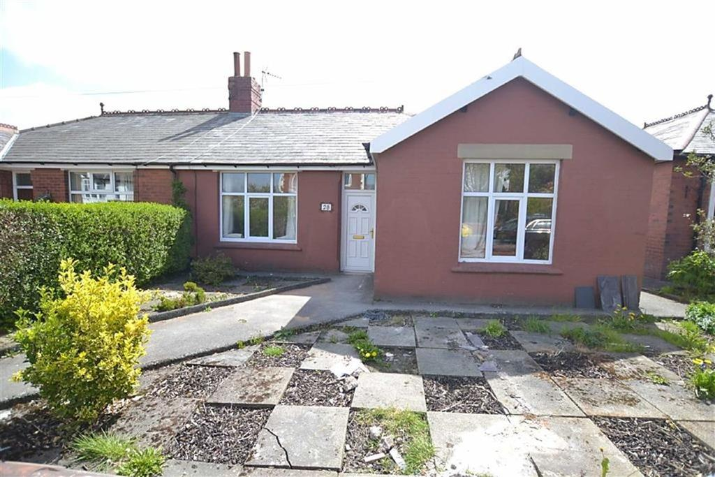 3 Bedrooms Semi Detached Bungalow for sale in Harwood Lane, Great Harwood, Lancashire, BB6