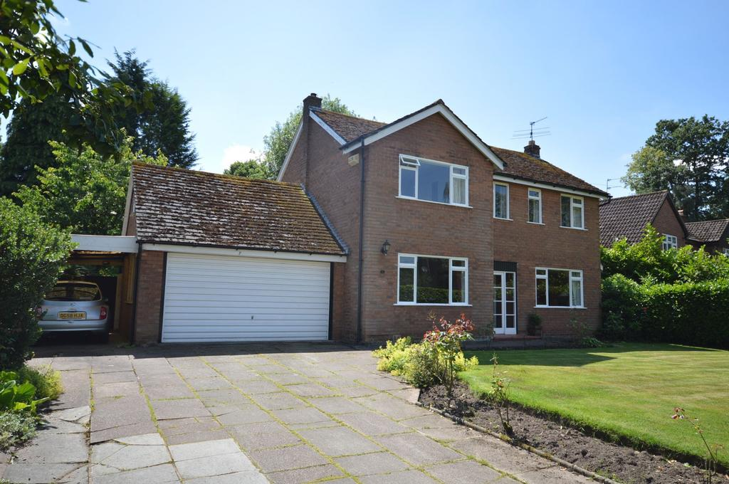 4 Bedrooms Detached House for sale in Maltmans Road, Lymm