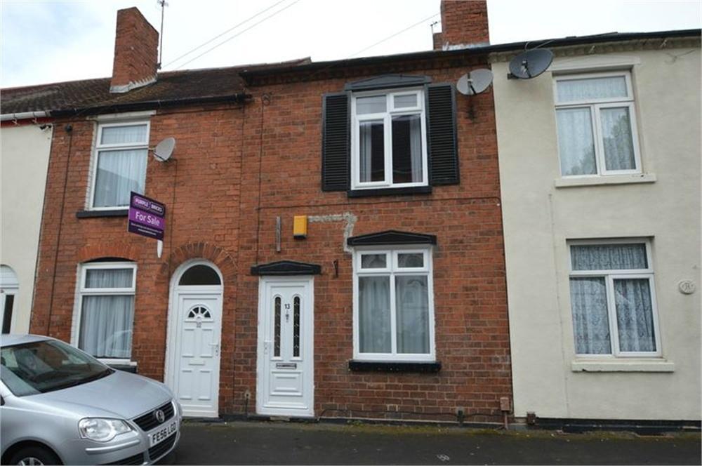 2 Bedrooms Terraced House for sale in Summer Street, Lye, Stourbridge, West Midlands