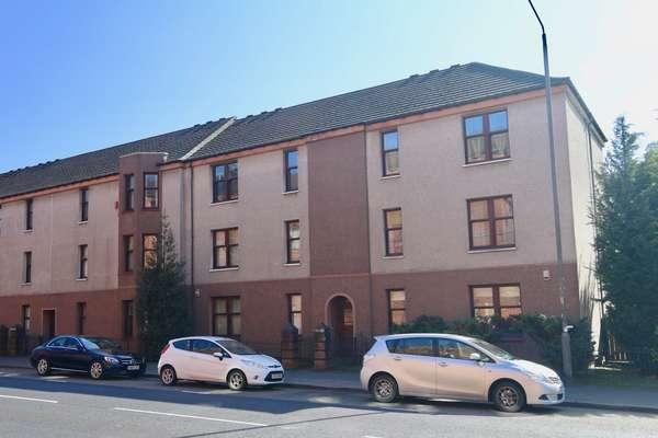 1 Bedroom Flat for sale in 1/2, 2073 Dumbarton Road, Yoker, Glasgow, G14 0HX