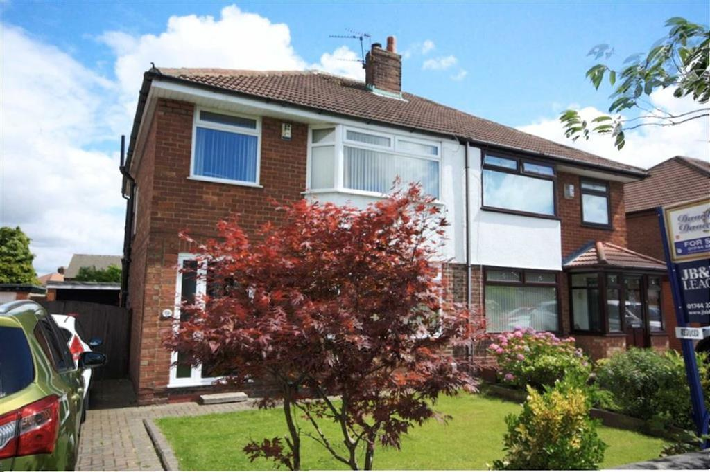 3 Bedrooms Semi Detached House for sale in Broadway, Eccleston, St Helens, WA10