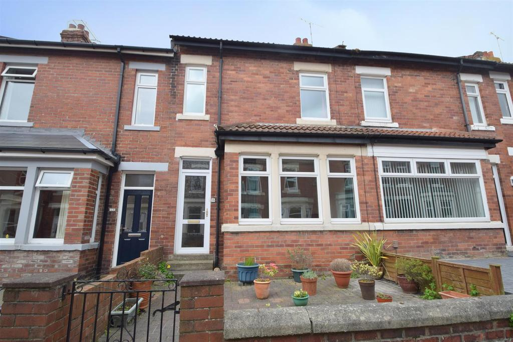3 Bedrooms Terraced House for sale in Princes Gardens, Monkseaton