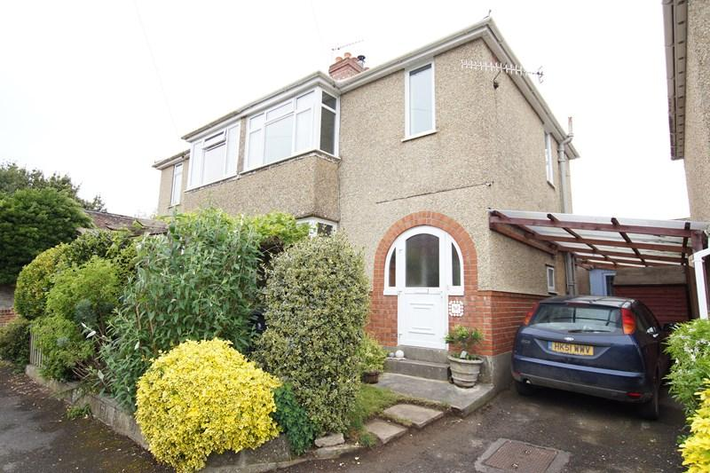 2 Bedrooms Semi Detached House for sale in Field View Road, Blandford Forum