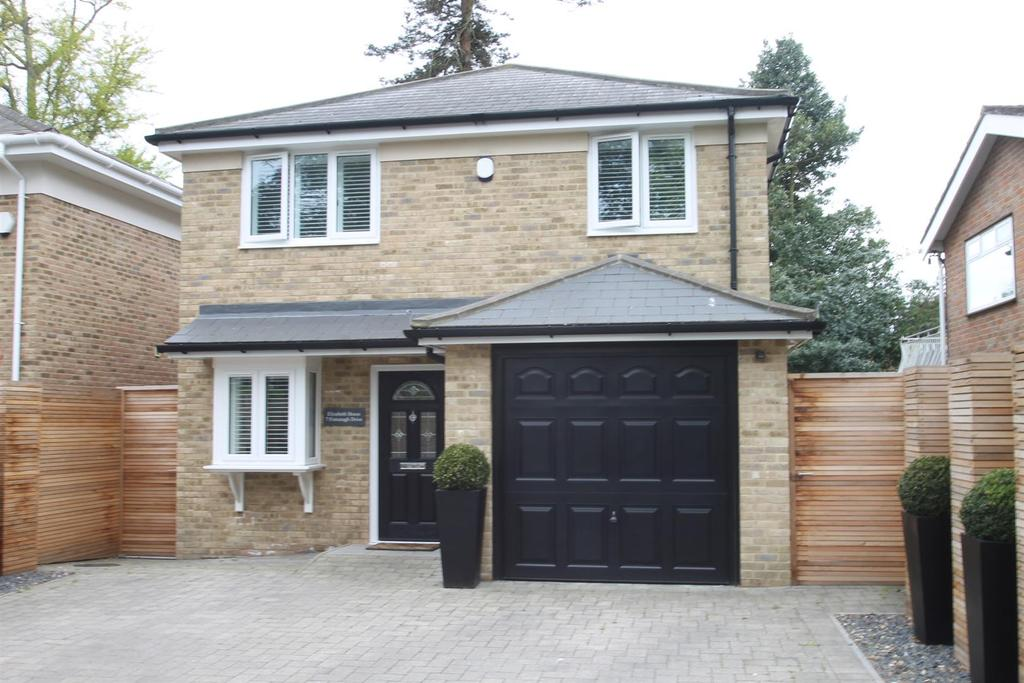 4 Bedrooms Detached House for sale in Fintonagh Drive, Penenden Heath, Maidstone