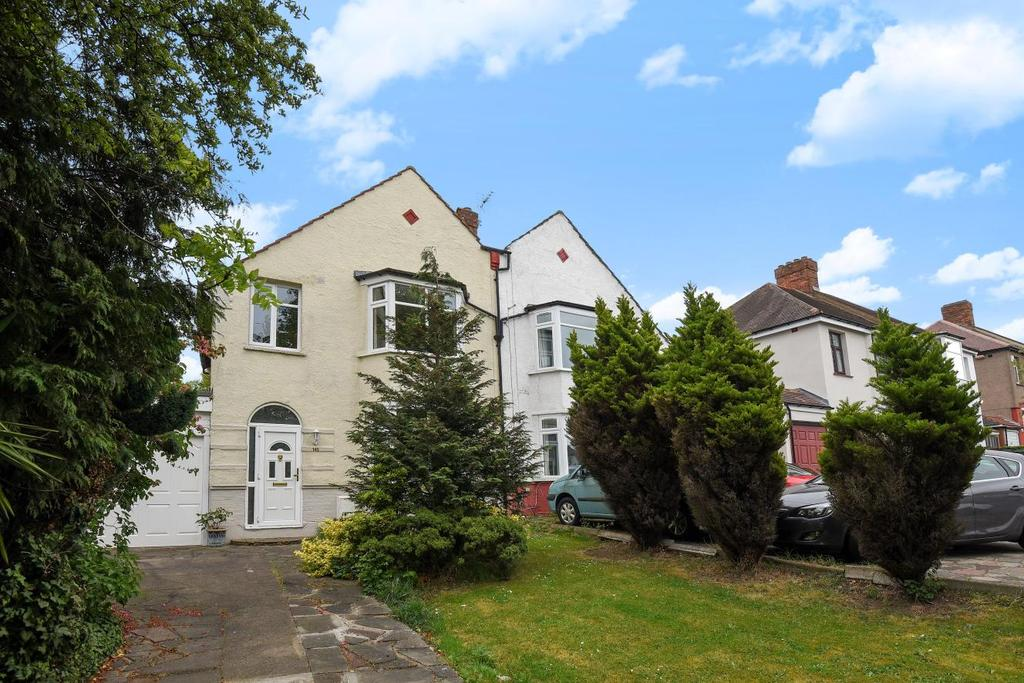 3 Bedrooms Semi Detached House for sale in Baring Road, Lee