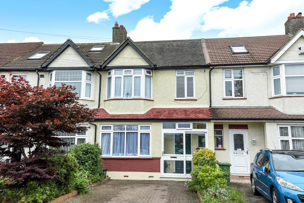 3 Bedrooms Terraced House for sale in Abbots Way Beckenham BR3