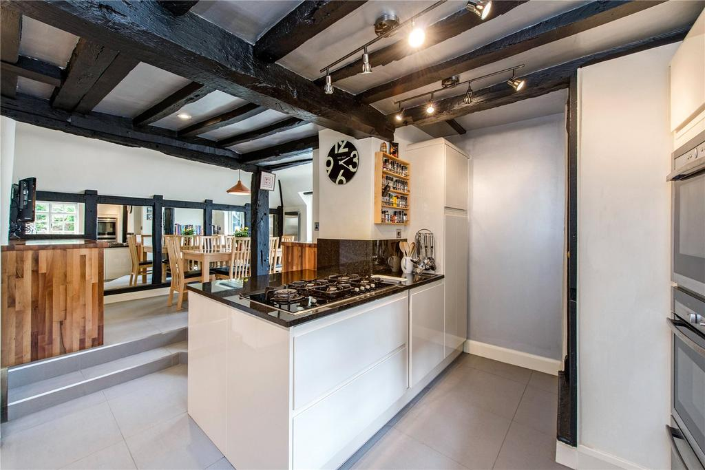 4 Bedrooms End Of Terrace House for sale in High Street, Wheathampstead, St. Albans, Hertfordshire, AL4