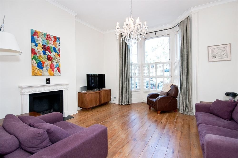 3 Bedrooms Flat for sale in SUTHERLAND AVENUE, MAIDA VALE, LONDON