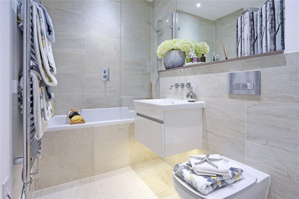 Image 10 Of Show Home Bathroom