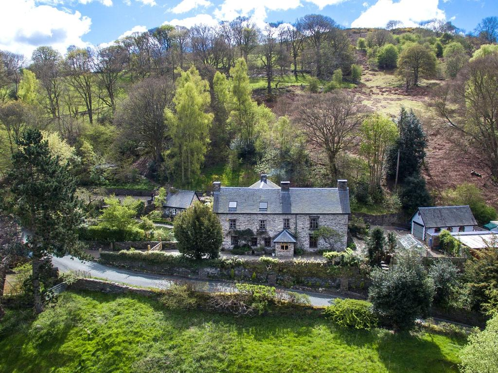 5 Bedrooms Unique Property for sale in Selattyn Road, Glyn Ceiriog, Llangollen, LL20