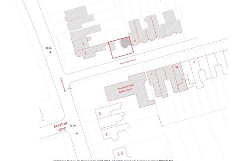 Plot for sale - Woodstock Road, Oxford, OX2